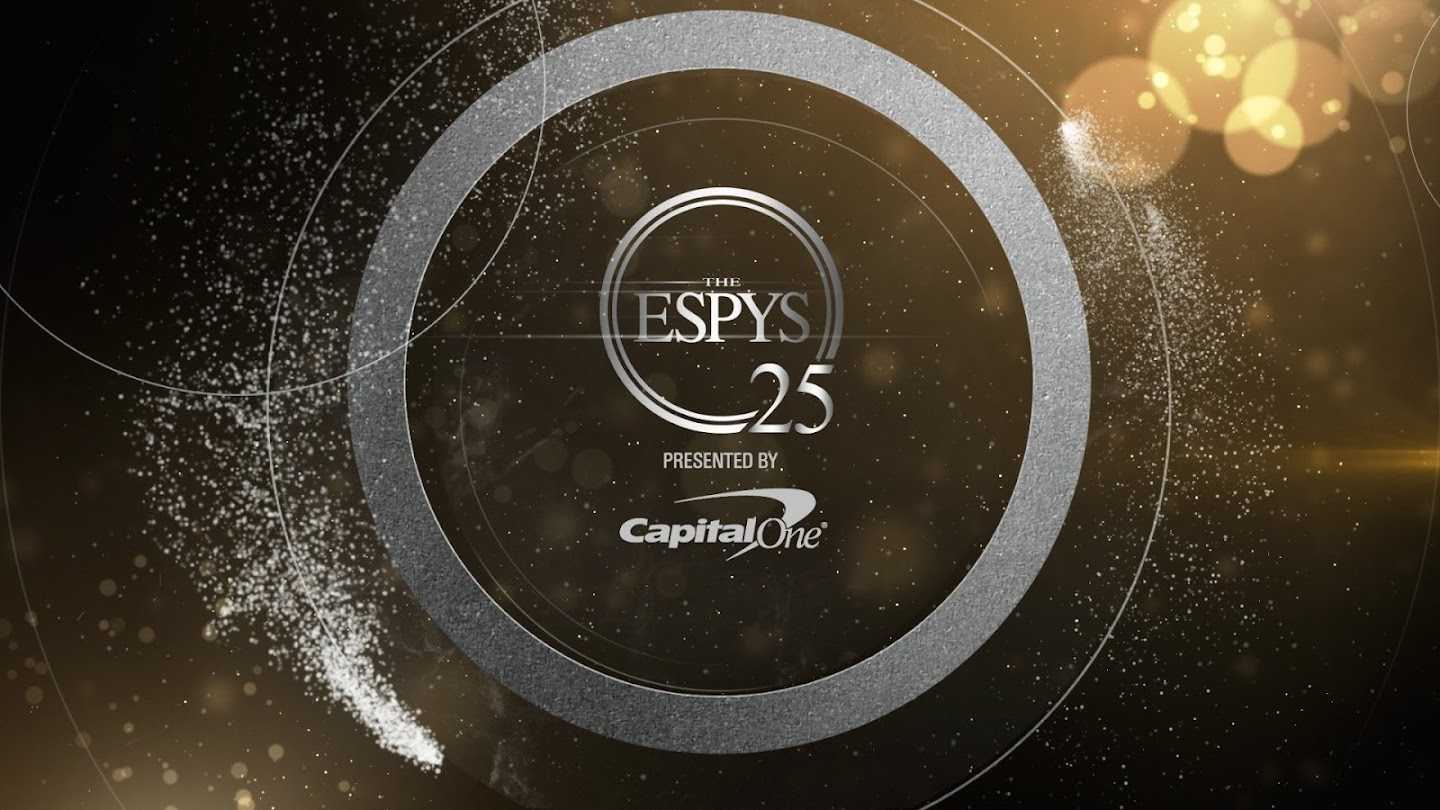 Watch The 25th ESPYS live