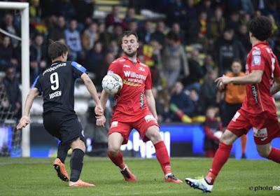 """Bruges a montré un exemple de discipline: """"Dans ce genre de match, seule l'équipe compte"""""""