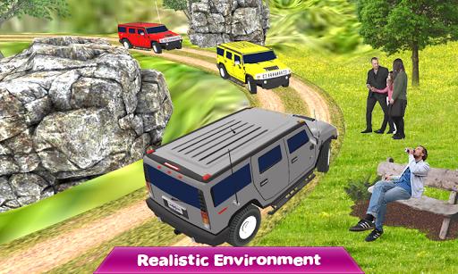 Crazy Taxi Jeep Drive 1.9 screenshots 9