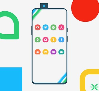 Kora – Adaptive Icon Pack v0.5.2 [Patched] 2