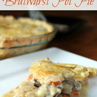Bratwurst Pot Pie