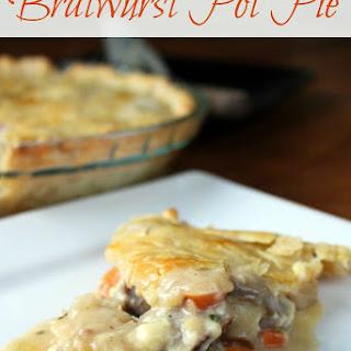 Bratwurst Pot Pie.