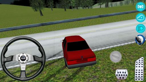 Tofaş Şahin Yanlama Oyunu 3D