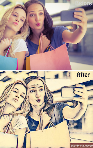 Photo Effects Pro screenshot 1