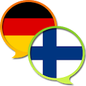 Finnish German Dictionary icon