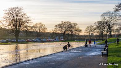 Photo: Boating Pond, Duthie Park, Aberdeen