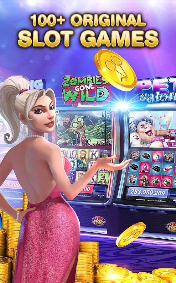777 Slots - Free Casino - Android Apps on Google Play