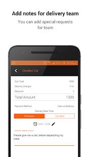 GrocerApp - Online Grocery - náhled