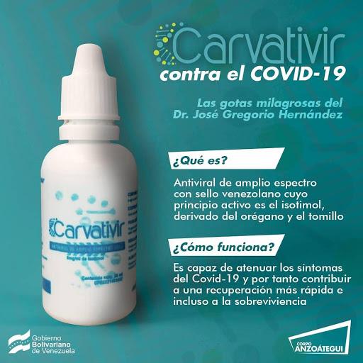 Carvativir 6Mg/Ml Isotimol Carvativir