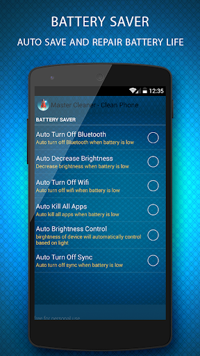 how to clean android phone