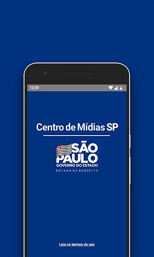 Centro de Mídias SP screenshot 1