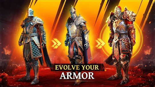 Download Iron Blade: Monster Hunter RPG the popular Iron Sword action game for Android! 3