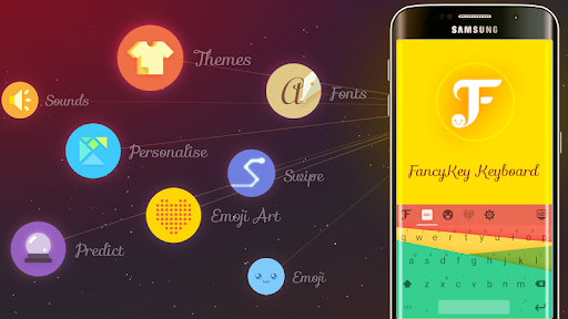FancyKey Keyboard - Cool Fonts, Emoji, GIF,Sticker - Apps on Google Play