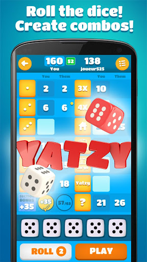 Yatzy Classic 1.04.1 screenshots 2