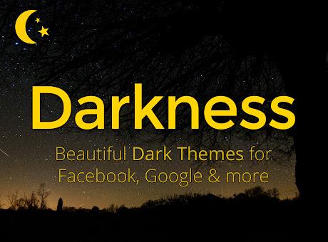 Darkness - Beautiful Dark Themes