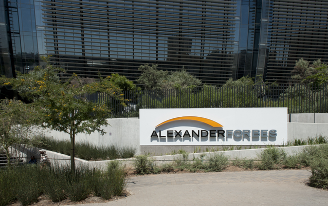Alexander Forbes: maer geldmasjien?