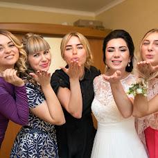 Wedding photographer Olesya Getynger (LesyaG). Photo of 18.05.2017