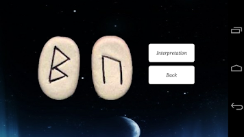 Screenshot of Future in Runes. Lite.