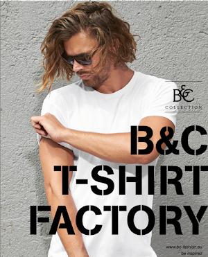 B&C tee-shirt factory