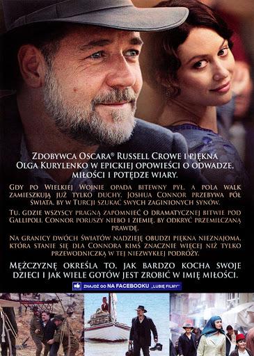 Tył ulotki filmu 'Źródło Nadziei'