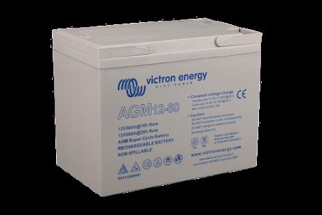 Victron 12V/60Ah AGM Super Cycle Batt