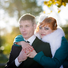 Wedding photographer Mikhail Kalinin (MikeNinilak). Photo of 06.11.2015