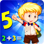 School Math Kids: Good Game For Kids & Teachers Icon