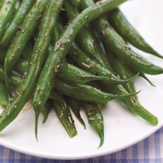 Tender Herb Green Beans