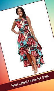 Latest African Fashion Dress Design - náhled