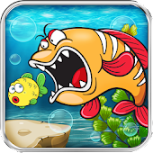 Hungry Fish - Crazy Fish - Fight For Survival