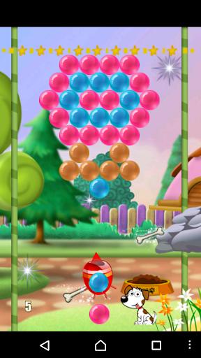 Dog Bubble Pop