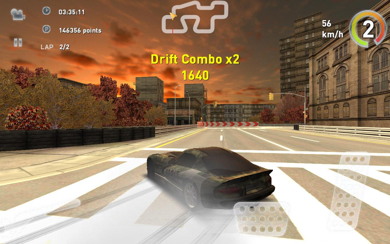 Real Drift Car Racing Free- screenshot