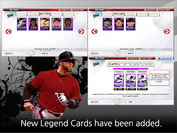 9 Innings: 2015 Pro Baseball Screenshot 1