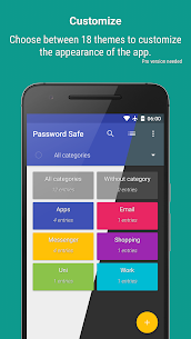 Password Safe and Manager Pro v5.6.3 APK 6