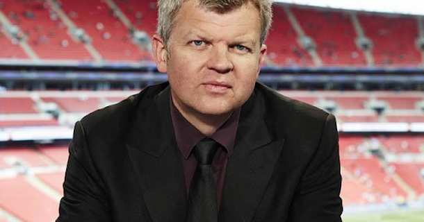 Adrian Chiles: I was an underage drinker