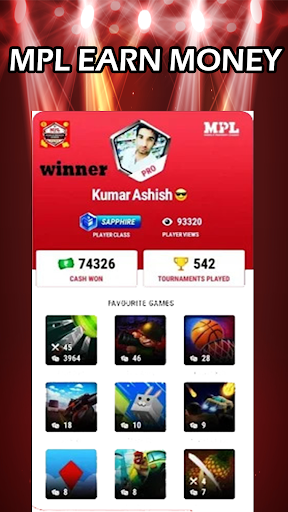 Guide for MPL- Earn Money from Play Games android2mod screenshots 3