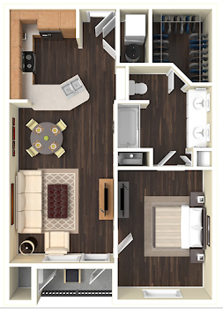 Go to B Floorplan page.