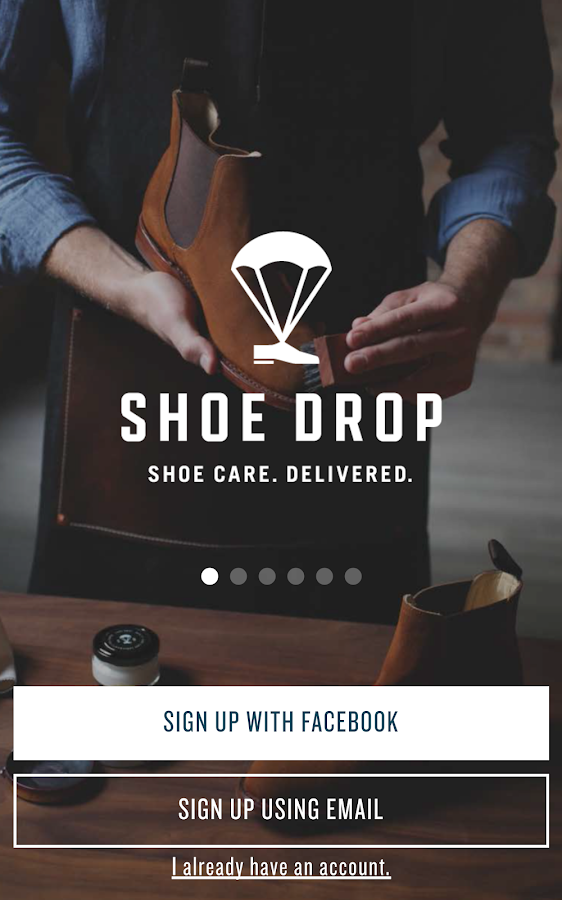 Shoe Drop- screenshot