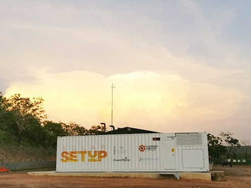 NT to shift all remote communities to renewable microgrids
