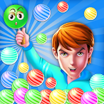 Bubble Shooter: Kitten Rescue Icon