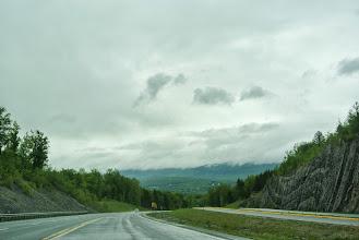 Photo: On to Vermont!