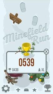 Minefield Run: Xmas Tree Pro v1.0.0