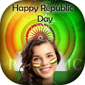 Republic Day Photo Frame 2018 -26 Jan Photo Editor