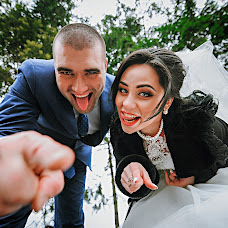 Bryllupsfotograf Eduard Popik (edpo). Bilde av 25.04.2017