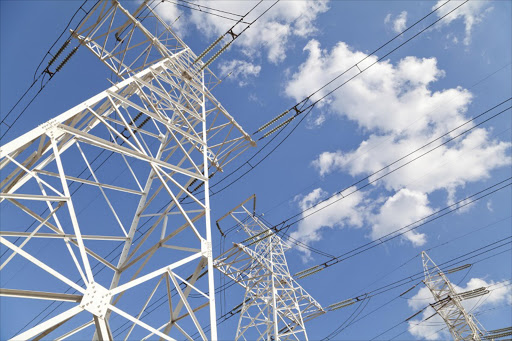 Electricity pylons Picture credit: iStock images