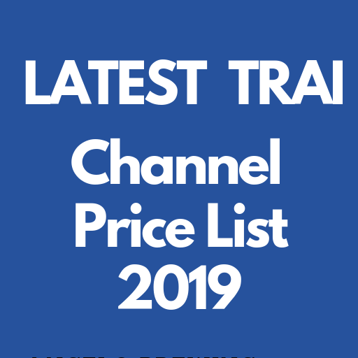 trai channel selection d2h videocon