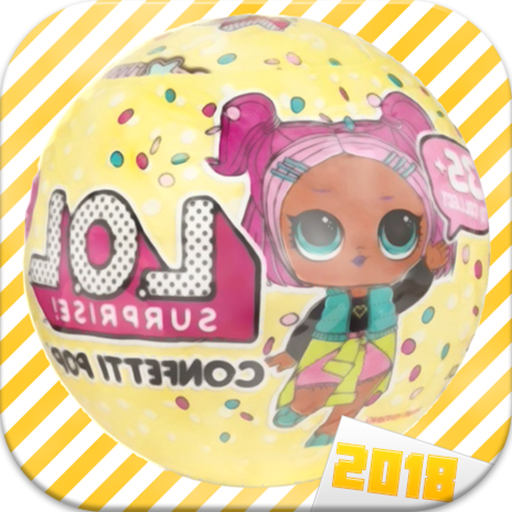 Dolls Surprise Opening Eggs LQL 2018 Hachinals