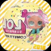 Tải Dolls Surprise Opening Eggs LQL 2018 Hachinals miễn phí