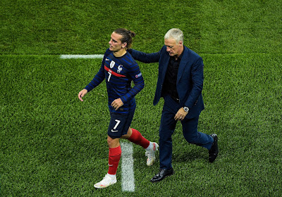 Didier Deschamps prend la défense d'Antoine Griezmann