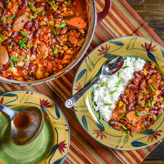 Easy Red Beans and Rice.